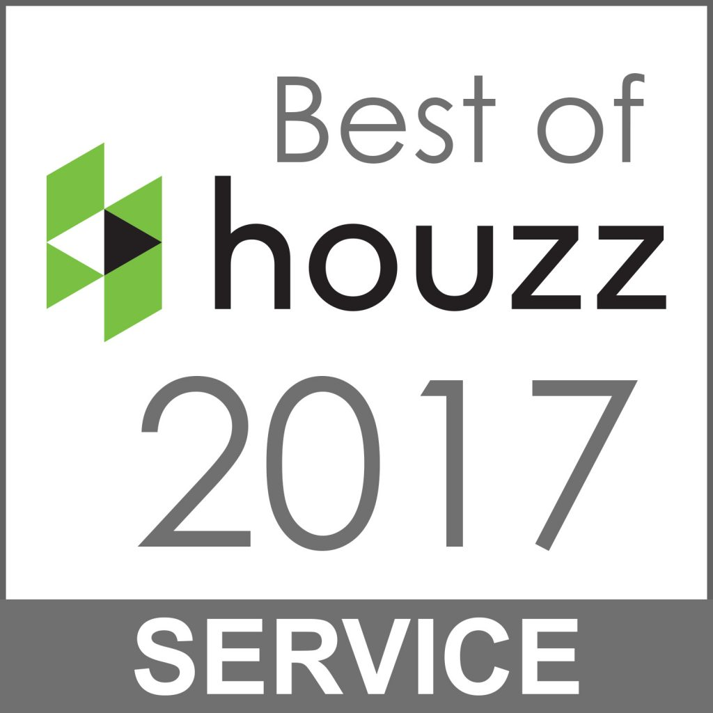 Q Stone, Inc 2017 Houzz Service Award